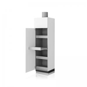 SAN-C203  抽氣藥品櫃+拉盤