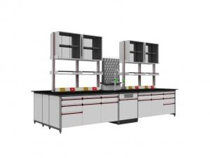 SAN-A109中央實驗桌附水槽