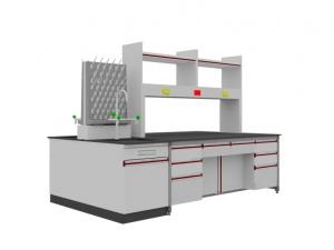 SAN-A112中央實驗桌附水槽