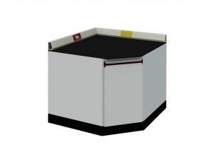 SAN-A202轉角桌