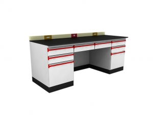 SAN-A204實驗邊桌