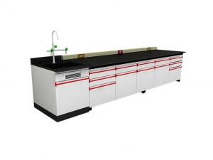 SAN-A305實驗邊桌附水槽