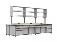 SAN-A106中央实验桌