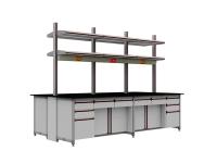 SAN-A107中央實驗桌