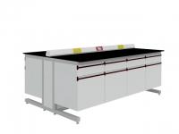 SAN-A303中央实验桌