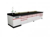 SAN-A305实验边桌附水槽