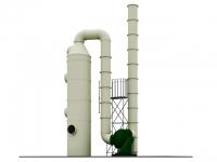 廢氣處理塔(負壓式)