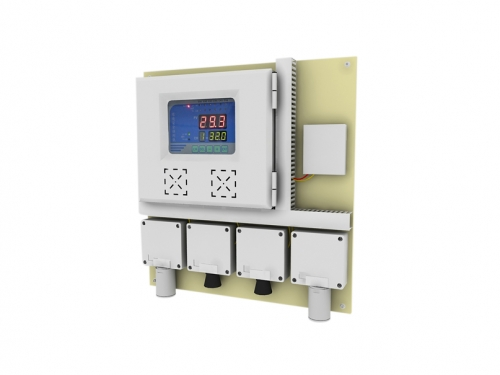 Environmental detection instrument